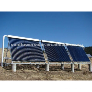 Concentrated solar collector