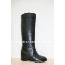 16fw New Arrival Simple Style Ladies Boots