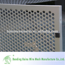 Stainless steel metal punching hole mesh