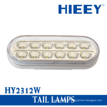 led truck tail light