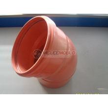 Moulage de tuyau en plastique, moule de tube (MELEE MOLD -293)