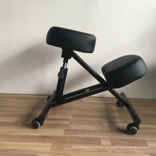 HY5001 Haiyue Ergonomic Kneeling Chair, Adjustable Stool For Home and Office - Thick Comfortable Cushions
