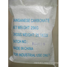 Manganese Carbonate Industrial Grade with High Quality