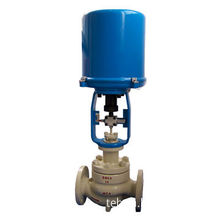 Diaphragm control valve, mounts in any position