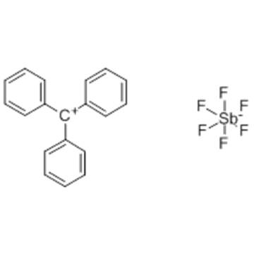 triphenylmethylium hexafluoroantimonate CAS 437-18-3