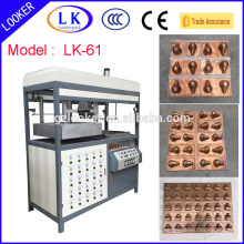 Venda quente guangzhou plástico vácuo antigo para produtos de plástico com CE