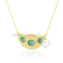 Arizona Turquoise 925 Sterling Silver Manufacturing Jewelry