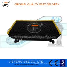 Этап эскалатора ступеней из нержавеющей стали JFHyundai 800 мм Шаг ступени из нержавеющей стали