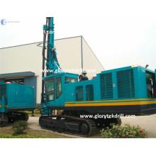 DB200 Crawler Rock Drilling with Air Compressor