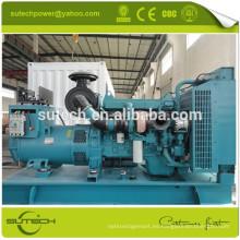 Generador eléctrico del precio de fábrica 275Kva, accionado por el motor CUMMINS NT855-GA