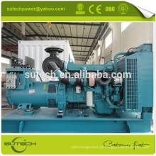Preço de fábrica 275Kva gerador elétrico, alimentado por CUMMINS motor NT855-GA