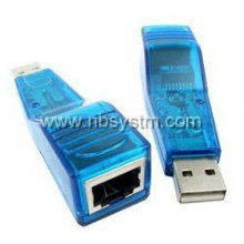 USB2.0 USB LAN USB zu RJ45 Steckdose, Unterstützungsgewinn 7