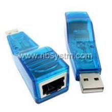 USB2.0 USB LAN USB to RJ45 socket,support win 7