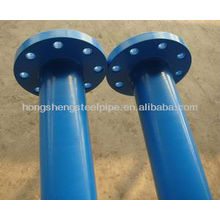 ERW FLANGED STEEL PIPES A53 (A, B)