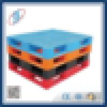 heavy-duty european plastic pallet