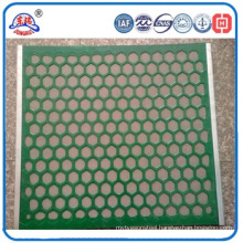 Hookstrip flat oil shale shaker screen price