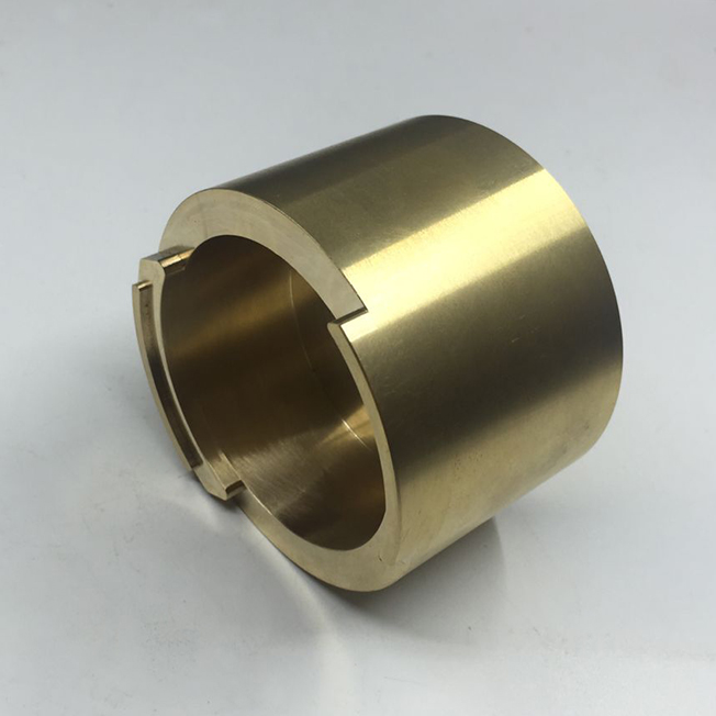machining brass service