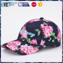 Hot selling top sale 100% polyester baseball cap fast shipping