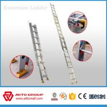 échelle d'extension, échelle d'extension en aluminium, échelles d'extension