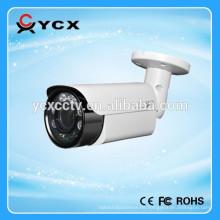Nuevo 2016 AHD / TVI / CVI CVBS IP66 hd impermeable 4 en 1 cámara de 720p 1080p cctv ir