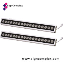 15W / 22W / 27W / 45W 1 m colorido IP65 Edsion LED Light Bar con CE RoHS