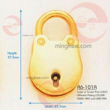 Candado de pera para bolso (R6-101A)
