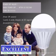 Ampoule d'urgence de LED ou lampe de secours de LED