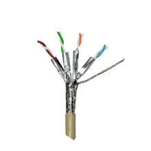 Китай поставщик 23AWG 1000ft cat6a масса кабеля