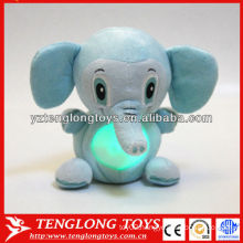Children Gifts elephant shaped Custom LED Color Changing Night Light