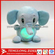 Дети подарки слона форме Пользовательские светодиодные цвета Изменение Night Light