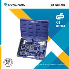 Juegos de herramientas neumáticas Rongpeng RP7828