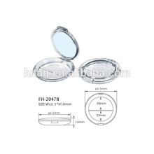 Cosmetic Factory Transparent Blush Case