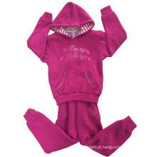 Hoodies da menina da forma, Hoodies das crianças na roupa das crianças (SWG-111)