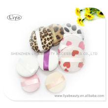 Round Puff Powder Cotton Makeup Puffs Sponge Puff for Makeup