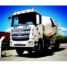 12cbm Shacman caminhão betoneira / betoneira / caminhão de cimento / Shacman caminhão betoneira / betoneira bomba / caminhão misturador RHD / NG misturador