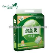 Medizinische diaposable Absorptionsmittel unter Pad