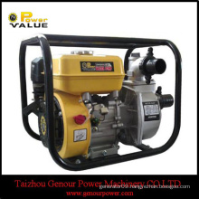 Power Value Irrigation system pump, 4inch 100mm Gasoline pump, Self priming Automatic pump for sale