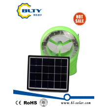 DC Rechargeable Solar Table Fan