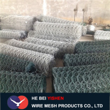 Lower price gabion mesh/stone cage for Russia