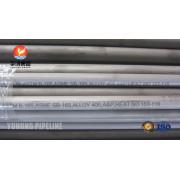 ASME SB SB163 SB165 SB725 Monel K500 Tube