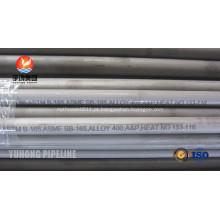 ASME SB SB163 SB165 SB725 Monel K500 tubo