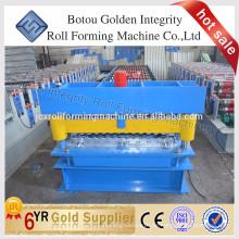 Pass CE und ISO Automatische Steuerung Roll Forming Machine