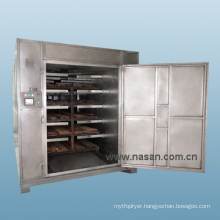 Shanghai Nasan Box Microwave Dryer