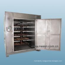 Shanghai Nasan Box Microwave Dryer