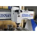 Mini economical type shoe mould making cnc machine