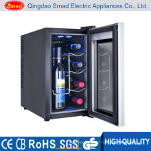 8 bottles 25L hotel thermoelectric Wine cooler/cellar