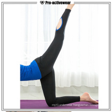 Latest Design Lady Unique Compression Sports Yoga Pants