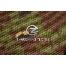 1050d Nylon Cordura mit Italien Camouflage Druck und beschichtet (ZCBP273)