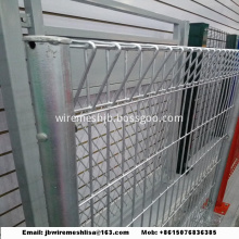 Galvanized Rolltop Fence/BRC Fence/Pool Fence
