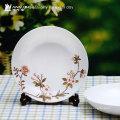 elegant fine bone porcelain material restaurant tableware used arcopal dinner set India